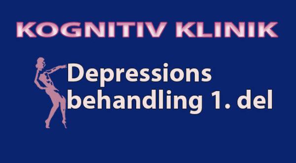1. del af en depressions online behandlinger. Her guider Leif Vedel Sørensen dig ud af depression.