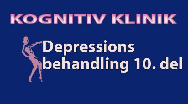 Dette er 10. del af en depressions online behandling. Her guider Leif Vedel Sørensen dig ud af depression.