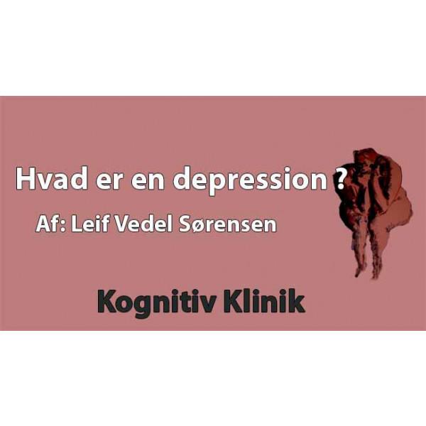 En video omkring depression.