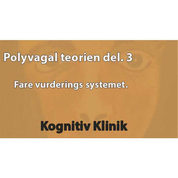 I denne video beskriver Psykiater Leif Vedel Sørensen Polyvagal teorien og om hvordan fare-vurderings-enheden fungere