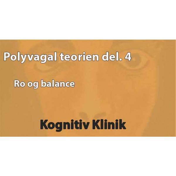 Her beskriver Psykiater Leif Vedel Sørensen om Ro og Balance i Polyvagal Teorien