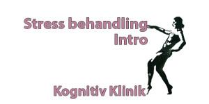 Intro til stressbehandling omhandler hvad der er baggrund for udvikling af stress